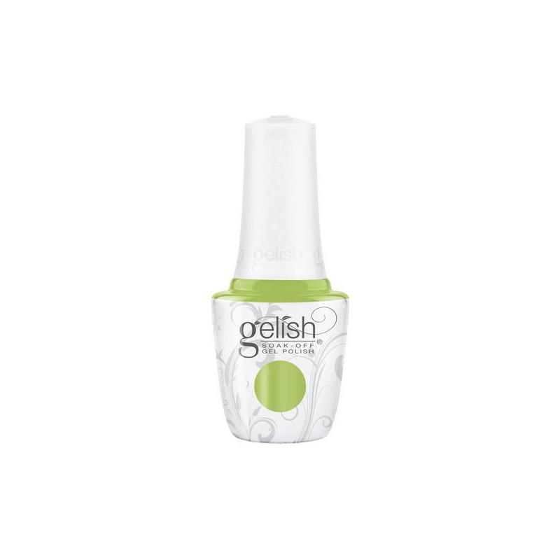 Gelish Gel Polish Into The Lime Light 15 ml.