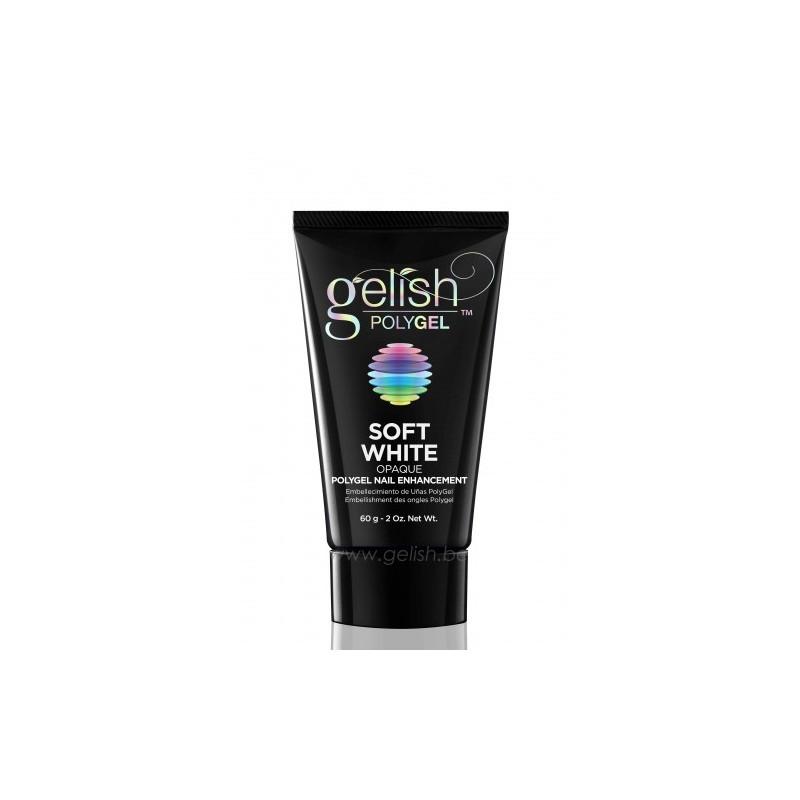 Gelish PolyGel Soft White