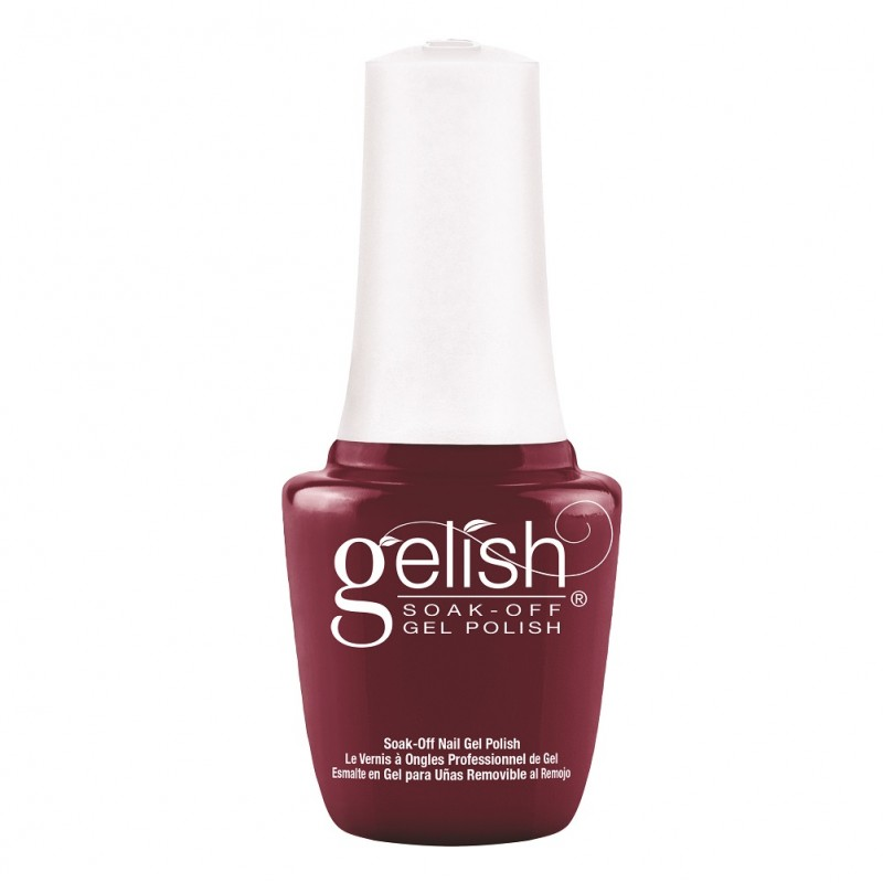 Gelish Art Form Gel Neon Yellow