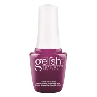 Gelish Art Form Gel Effects Silver Metallic